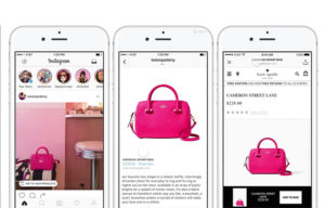 Shopping Tag Instagram