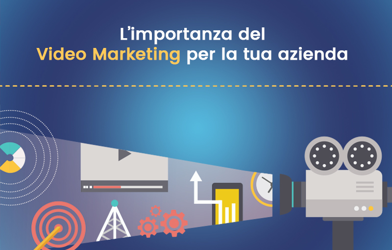 Video marketing: tutte le tendenze 2018