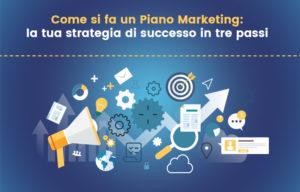 come si fa un piano marketing