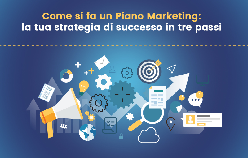 come si fa un piano marketing