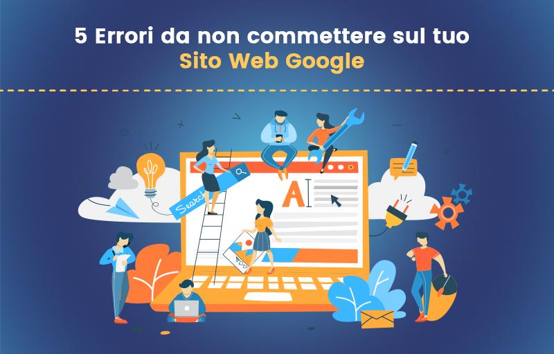 Sito Web Google