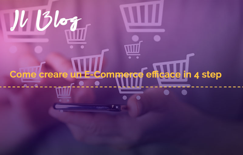 come creare un ecommerce efficace