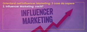 influencer marketing cos'è