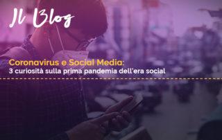 coronavirus e social media