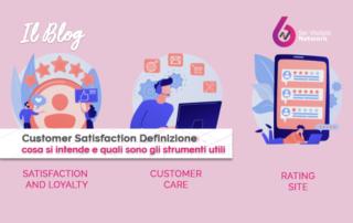 customer satisfaction definizione