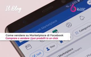 come vendere su marketplace di facebook