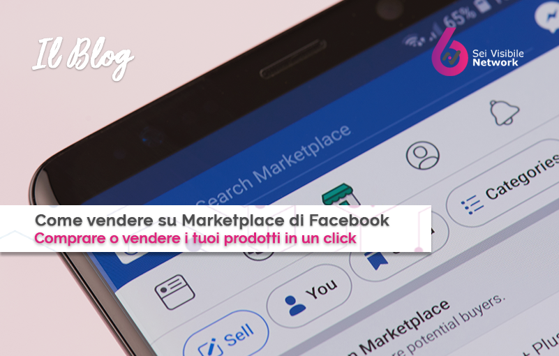 come vendere su marketplace di facebook