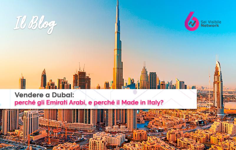 Vendere a Dubai