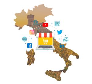 bando digital export Italia